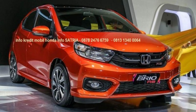 New-honda-brio-rs